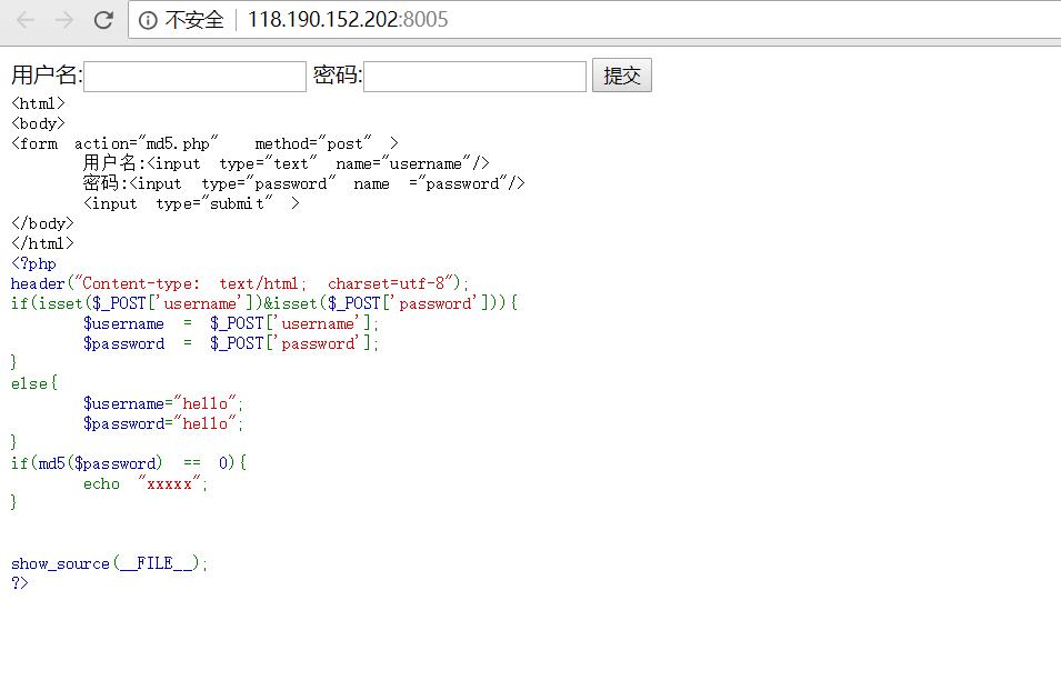 ISCC2018 writeup(web)-ChaBug安全