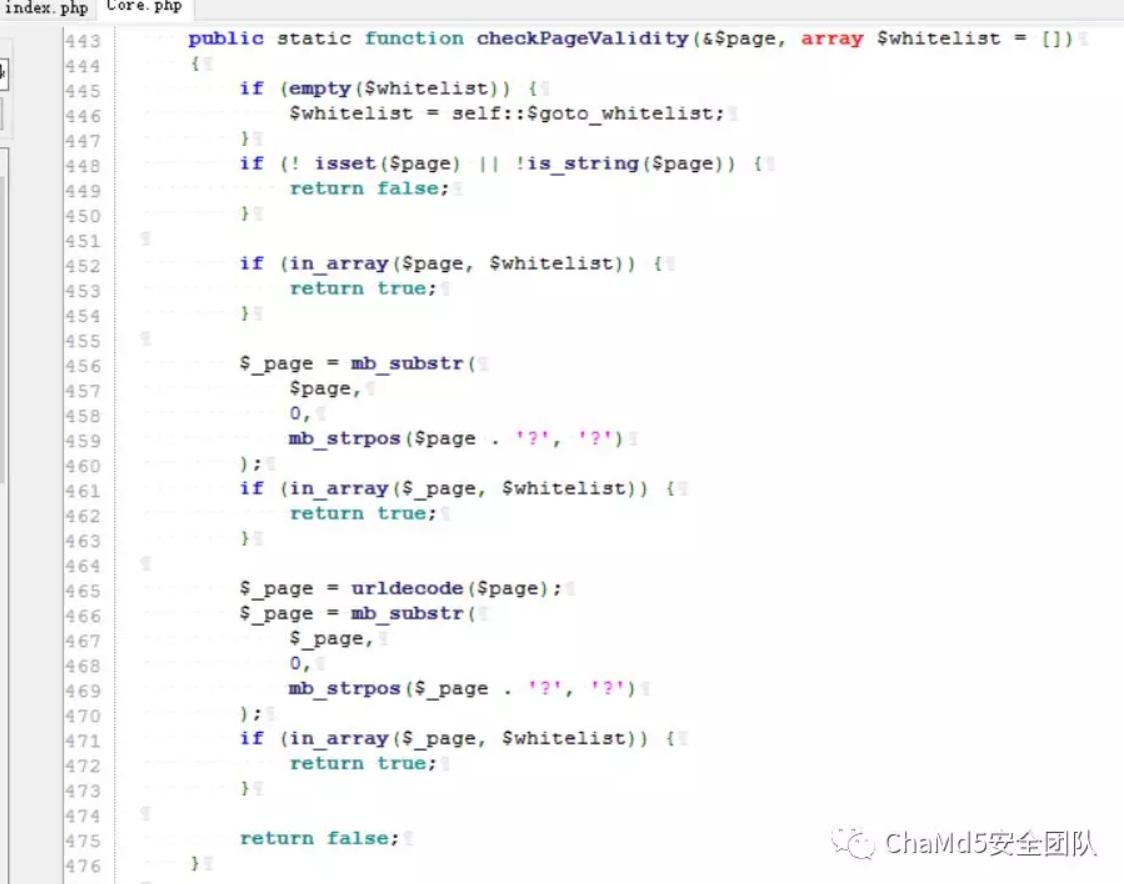 phpmyadmin4.8.1后台getshell-ChaBug安全