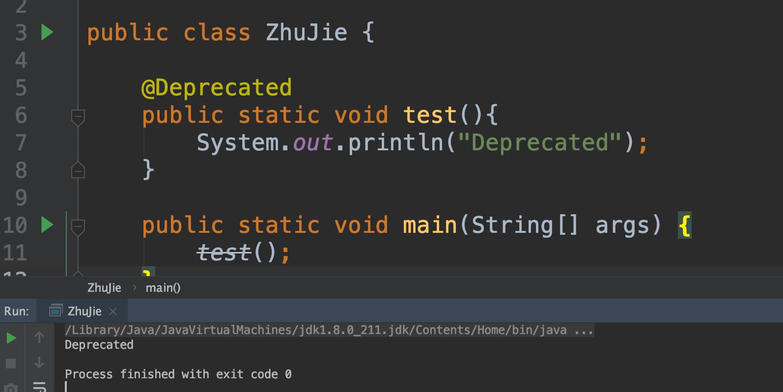Java学习入门之JavaSe泛型、代理、注解与反射