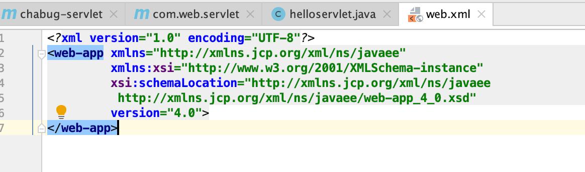 Java学习入门之JavaWeb