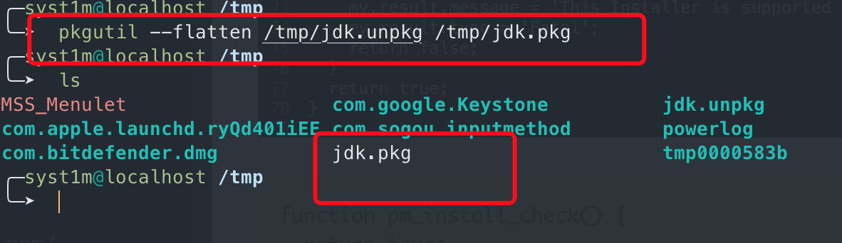 Mac安装低版本Jdk解决方案
